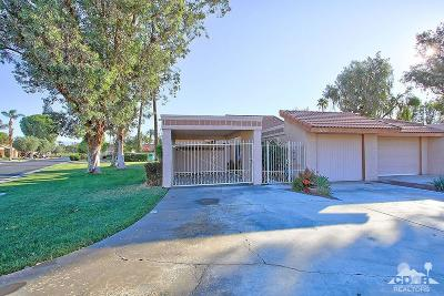 Indio Condo/Townhouse For Sale: 49168 Taylor Street
