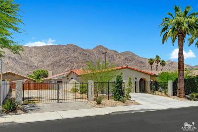 La Quinta Single Family Home Contingent: 51325 Eisenhower Drive