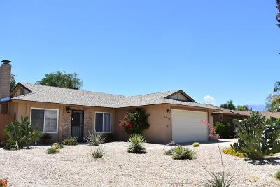 Oasis Country Club Single Family Home For Sale: 76551 Faber Circle
