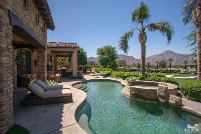 Indian Wells Single Family Home Contingent: 76147 Via Chianti