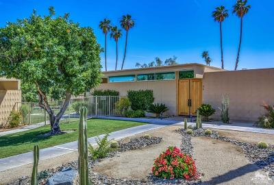 Palm Desert Condo/Townhouse For Sale: 72813 Willow Street #814