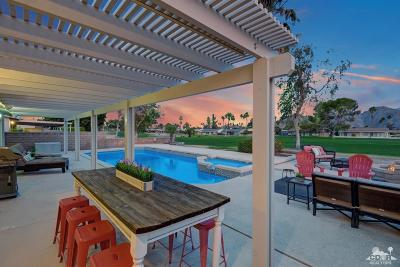 Palm Desert Country Single Family Home Contingent: 76713 New York Avenue