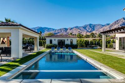 Palm Springs Single Family Home For Sale: 3116 Arroyo Seco