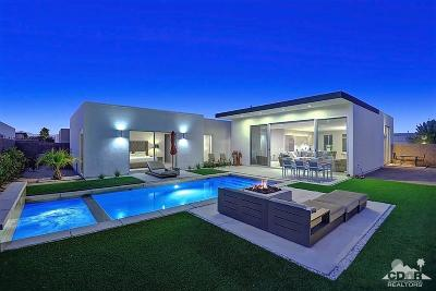 Palm Springs Single Family Home Contingent: 635 Cache Lane