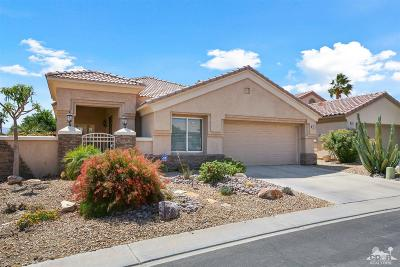 Indio Single Family Home For Sale: 43679 Old Troon Court