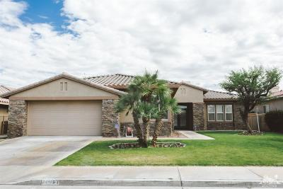 Palm Desert Single Family Home Contingent: 77651 Marlowe Court