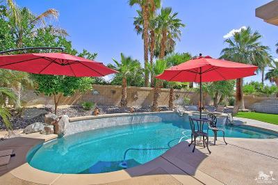 La Quinta Single Family Home Contingent: 79320 Desert Wind Court