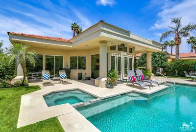 Indian Wells Single Family Home Contingent: 75273 Spyglass