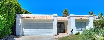 La Quinta Single Family Home Contingent: 52695 Avenida Bermudas