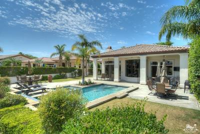 La Quinta Single Family Home For Sale: 80580 Spanish Bay
