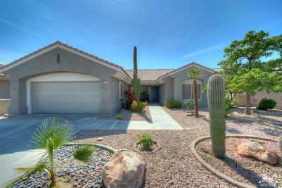 Sun City Single Family Home Sold: 37631 Festival Drive