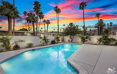 Palm Desert Condo/Townhouse For Sale: 73615 Ironwood Street #A