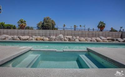 Palm Springs Single Family Home For Sale: 3010 E Verona Road