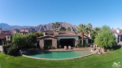 La Quinta Single Family Home For Sale: 53588 Via Pisa