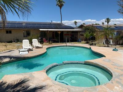 Cathedral City Single Family Home For Sale: 68125 Peladora Road