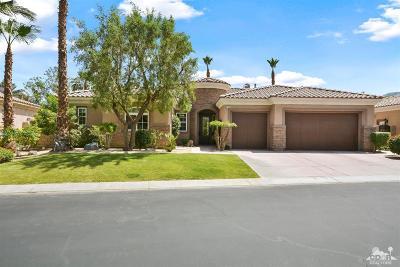 La Quinta Single Family Home For Sale: 81705 Hidden Links Drive