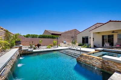 Sun City Shadow Hills Single Family Home Contingent: 81534 Avenida Viesca