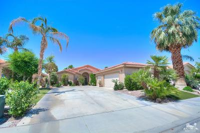 La Quinta Single Family Home Contingent: 79540 Morning Glory Court