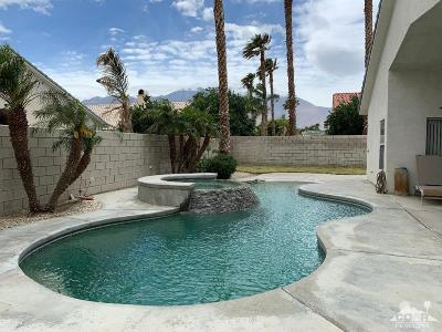 Cathedral City Single Family Home Contingent: 67265 Garbino Road