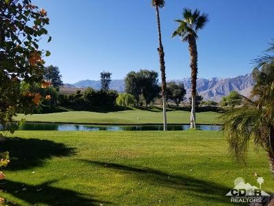 Cathedral City Single Family Home Contingent: 29679 W Laguna Drive