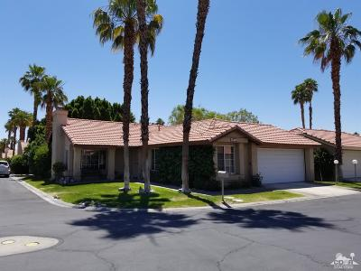 Palm Desert Single Family Home Contingent: 40732 Schafer Place