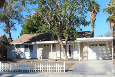 Palm Desert Single Family Home Contingent: 77060 Michigan Drive