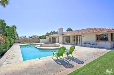 Palm Desert Single Family Home Contingent: 72730 Calliandra Street