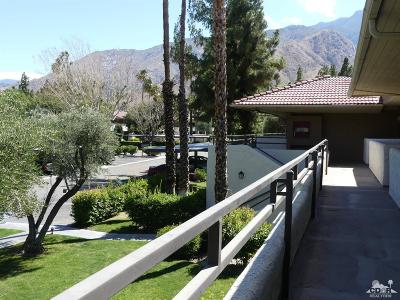 Palm Springs Condo/Townhouse For Sale: 2860 N Los Felices Road #214