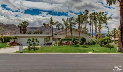 Rancho Mirage Single Family Home For Sale: 40305 Paxton Drive