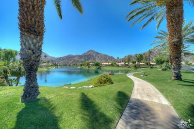 La Quinta Condo/Townhouse For Sale: 48630 Vista Tierra