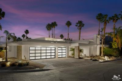 Palm Desert Single Family Home Contingent: 73741 Agave Lane