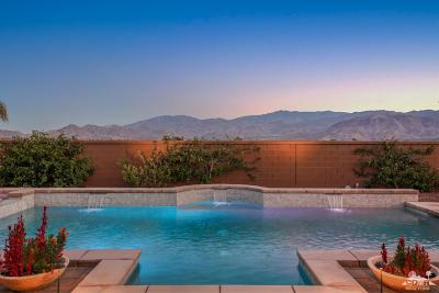 Rancho Mirage Single Family Home Contingent: 9 Chateau Court