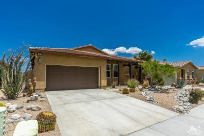 Palm Springs Single Family Home For Sale: 2122 Savanna Way