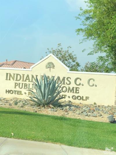 Indio Condo/Townhouse Contingent: 82839 Crawford Drive