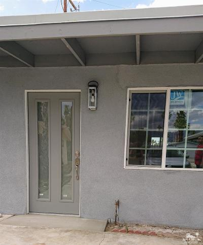 Palm Desert Multi Family Home Contingent: 73286 Santa Rosa Way