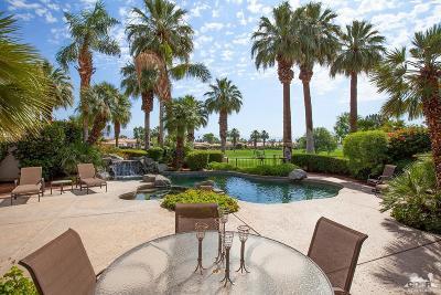 Rancho La Quinta CC Single Family Home Contingent: 79040 Mission Drive West West