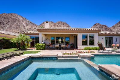La Quinta Single Family Home Contingent: 47790 Stillwater Drive