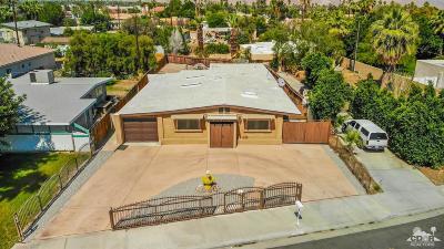 Palm Desert Single Family Home For Sale: 44821 Santa Ynez Avenue