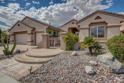 Sun City Single Family Home Contingent: 78592 Golden Reed Drive