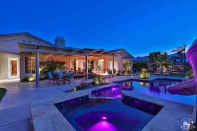 Rancho Mirage Single Family Home For Sale: 22 Champagne Circle