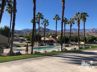 Palm Springs Condo/Townhouse For Sale: 2376 Kirkwood Drive