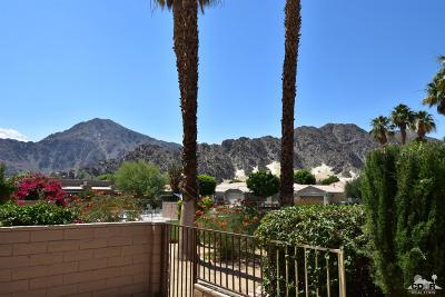 La Quinta Condo/Townhouse For Sale: 48118 Vista Cielo