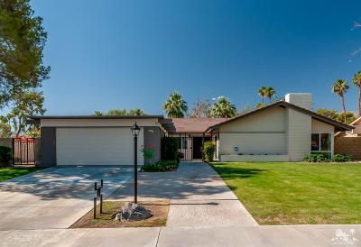 Palm Desert Single Family Home For Sale: 72981 Tamarisk Street