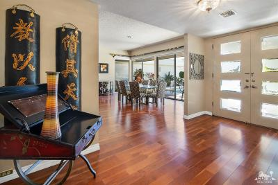 Rancho Mirage Single Family Home Contingent: 37 Colgate Drive