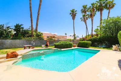 Cathedral City Single Family Home Contingent: 68874 Concepcion Road