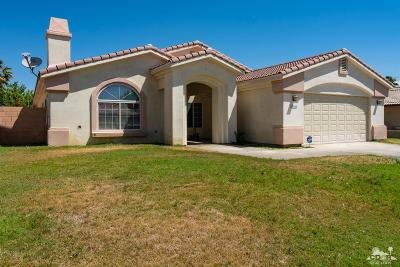 Cathedral City Single Family Home For Sale: 68160 Hermosillo Road