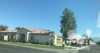 Indian Palms Single Family Home For Sale: 49528 Pacino