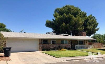 riverside Single Family Home For Sale: 1121 E Barnard Street
