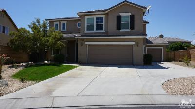 Indio Single Family Home For Sale: 37455 Coventry Street