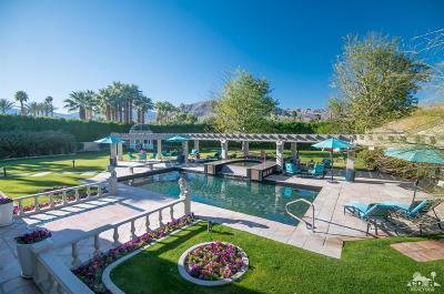 Rancho Mirage Single Family Home For Sale: 29 Clancy Lane Estates